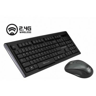 ALCATROZ Xplorer Air 2200SL (Grey) Wireless Optical Keyboard and Mouse Combo