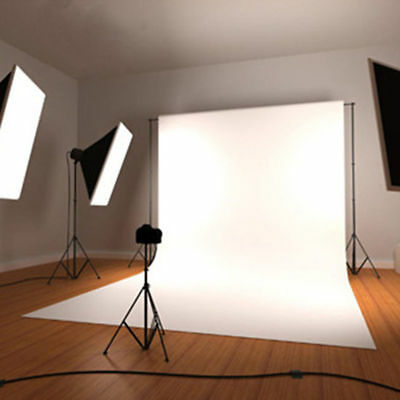 Photography Backdrops Photo Background White Screen 6*9ft Muslin For Studio New