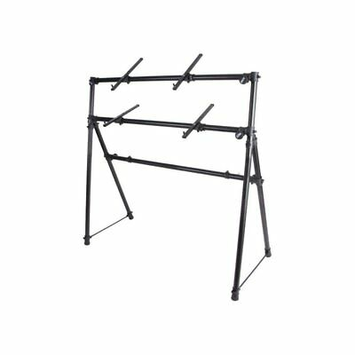 On Stage 2-Tier A-Frame Keyboard Stand