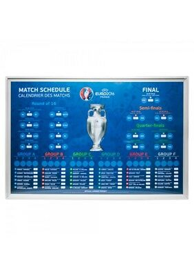 Official Uefa Euro 2016 Magnet Board Xxl Brand New In Box Mint