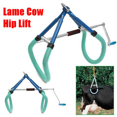 US Cow Hip Lift OB Calving Milking Birthing Lame Cattle Easy Fast for Emergency