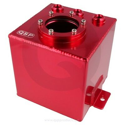 Alloy fuel / injection catchtank Red 1 L