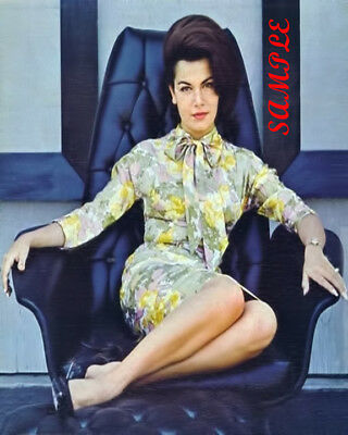 Annette Funicello  Movie and Television Actress 8X !0 Reprint