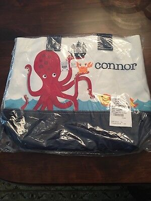 Pottery Barn Kids Canvas Bag - Connor