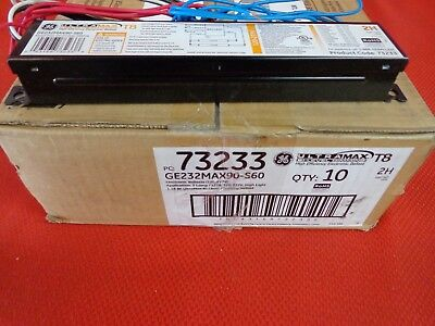 F32T8 2 lamp 120-277V High Light Dimming Ballast 73233 GE GE232MAX90-S60