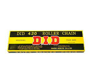 DID Motorcycle Standard Chain 420x112 Links