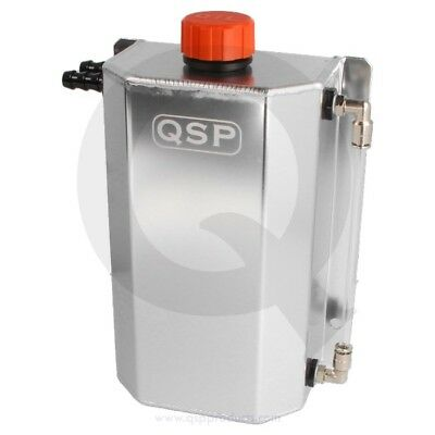 Oil catchtank 2L silver