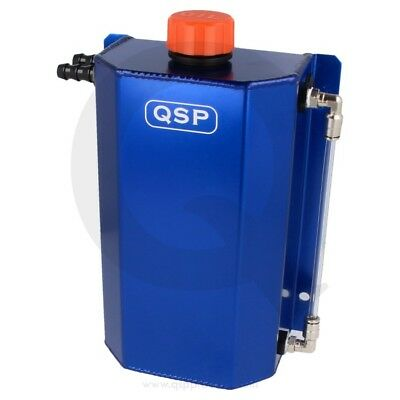 Oil catchtank 2L blue