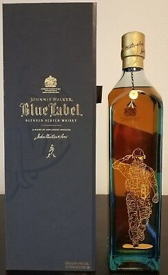 Johnnie Walker - Blue Label - Chinese/China Warrior Army