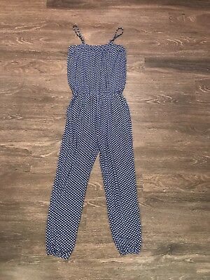 Girl's Tucker+Tate Pants Romper Size XL (14/16)