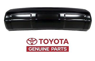 2014-2018 Genuine Toyota 4Runner TRD PRO  Rear Lower Black Valance