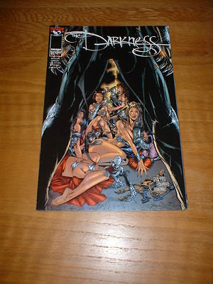 The Darkness 11. Nm Cond. Jan 1998. Image. Ennis / Silvestri.