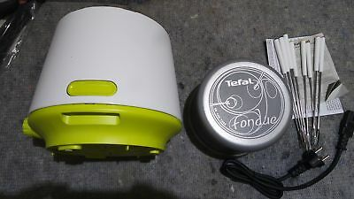 Tefal ef260312 Appareil Fondue Thermoprotect Colormania Facture Y00237