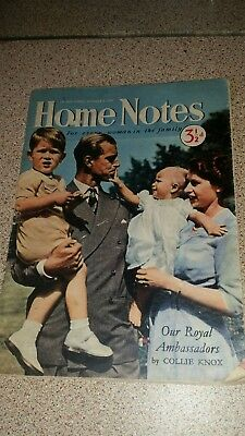 Home Notes Vintage Magazines 1951 - Our Royal Ambassadors