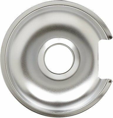 "WB32X10013 - Chrome 8"" Drip Pan For General Electric Range"