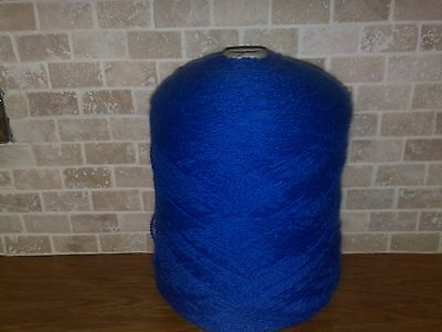 1 cone of 4ply royal blue
