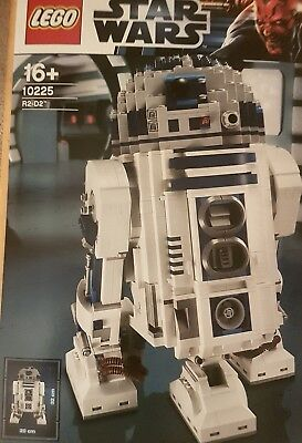 LEGO Star Wars R2-D2 10225 New Unopened