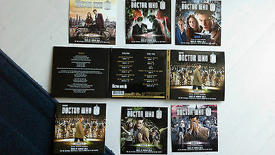DR DOCTOR WHO SERIES SEASON 7 LIMITED EDITION of 5000 CD SOUNDTRACK NEW & SEALED