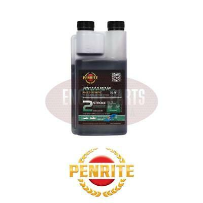 Penrite Biomarine Full Synthetic Outboard Oil BIOOUTBTS001 #398