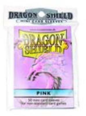 Fantasy Flight Card Protection Mini Sleeves - Pink (10 Packs of 50) SW