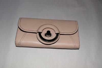 Stylish Mimco Blossom Pink Ladies Clutch  Purse New With Tags Rrp.$199.00