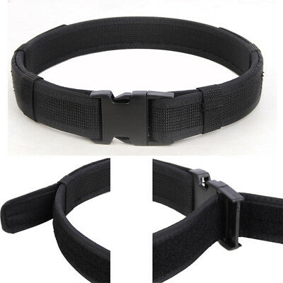 1.5 Inch Tactical Heavy Duty Belt 600D Army Military Tactical Hunting Belts