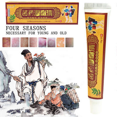 Health Psoriasis Antiblastic Cream Antibacterial Ointment Effective
