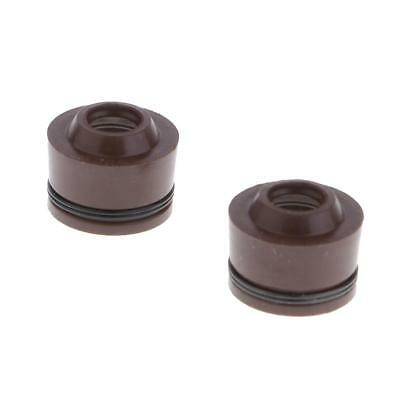 2Pcs VALVE SEALS for GY6 50cc 80cc 125cc 150cc Engine Scooter Moped