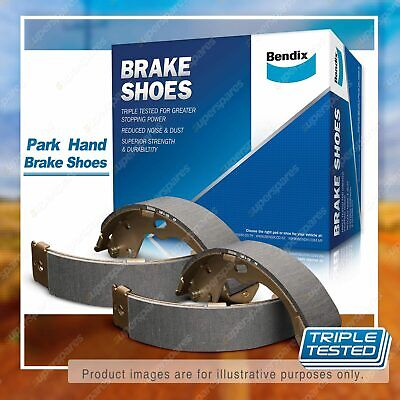 Bendix Park Hand Brake Shoes For Mitsubishi Pajero NM NP NS NT NW NX AWD 00-ON