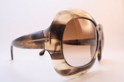 Vintage Tom Ford sunglasses Mod Bianca TF U45 Size 58-18 135 Italy etched lens