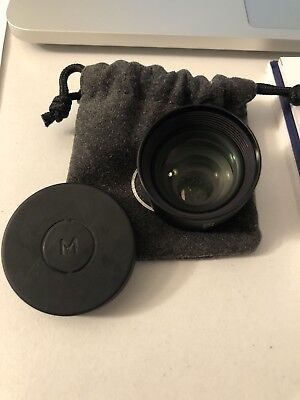 Moment tele lens with bag