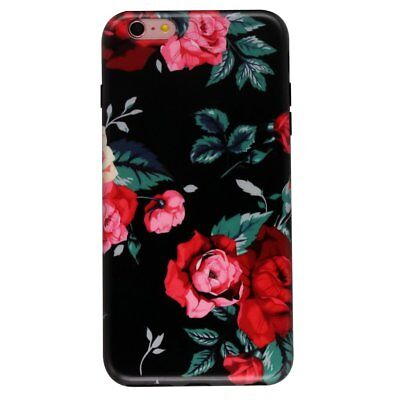iPhone 6 Plus Case for Girls/iPhone 6S Plus Floral Case, GOLINK Floral Ser..