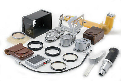 Leica Parts & Accessories Bundle ALL FOR ONE PRICE L@@k (52)