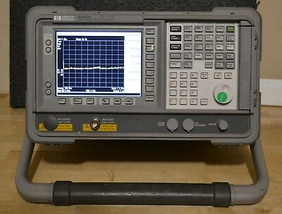Agilent Keysight E4401B ESA-E Spectrum Analyzer 9khz-1.5GHz opt 1AX/BAA GOOD