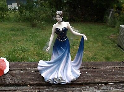 Royal Doulton Pretty Ladies Catherine 2006 Whitley Collection Mint Condition
