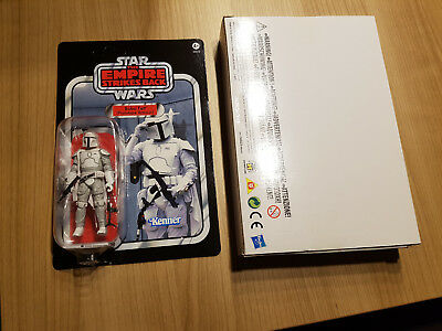 Star Wars Vintage Collection VC061Boba Fett Prototype Armour MOC mit Mailer