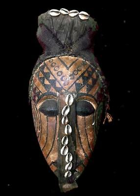 Outstanding   Tribal Kuba Bwoom  Mask  ---  Congo