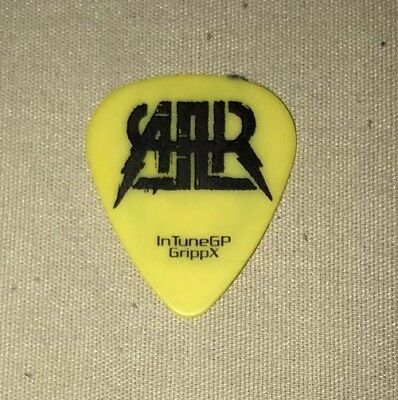All American Rejects Guitar Pick Rare Hello Kitty