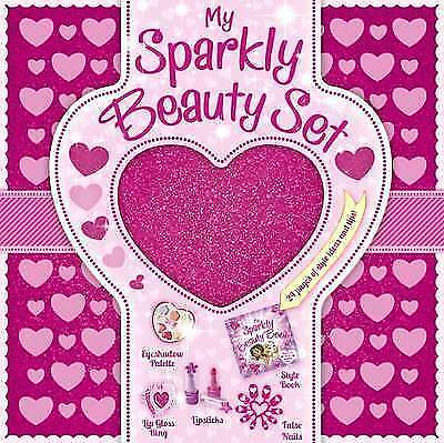 My First Beauty Set (Glitter Box) by  | Hardcover Book | 9781783435104 | NEW