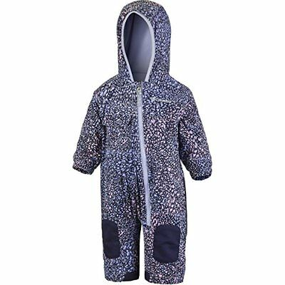 NWT Columbia Toddler Boys Girls Hot Tot Snow Suit, Faded Sky Snow Splatter, 2T