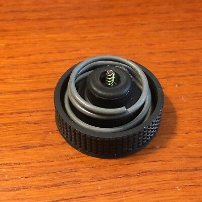 Technics SL-B270 Turntable Parts - Rubber Foot w/ Spring (1)