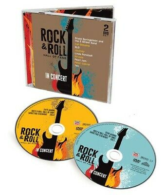Rock & Roll Hall Of Fame: In Concert - 2 DISC SET (REGION 1 DVD New)