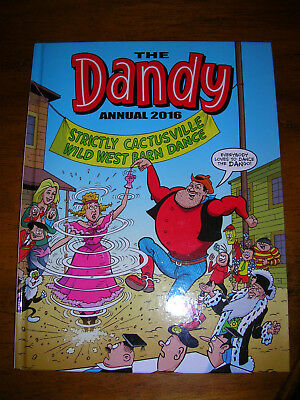The Dandy 2016 Annual  - New