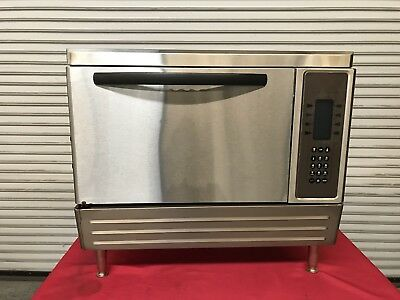 Rapid Accelerated Cook Microwave Oven Turbo Chef NGC #7618 Commercial Restaurant