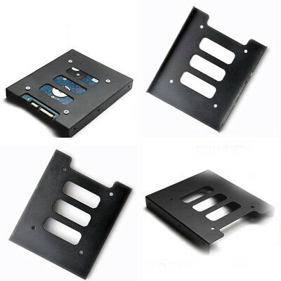 2.5 Inch to 3.5 Inch Metal Support SSD Adapter With Eight Screws Mounting Kit