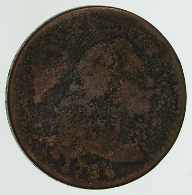 1794 Liberty Cap Large Cent - Circulated *4571