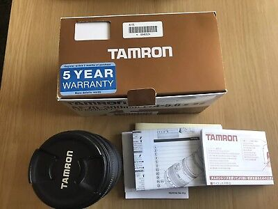 tamron af 70-300mm f/4-5.6 di ld macro canon fit.