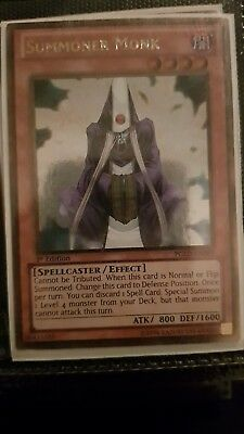 Summoner Monk PGLD-DE089 1st Gold x1 YUGIOH