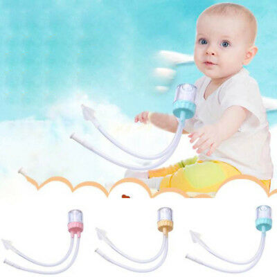 Baby Nasal Aspirator Silica Gel Safety Effective Health Baby Sniffle Your Nose