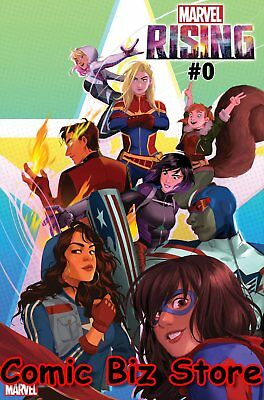 Marvel Rising #0 (2018) 1St Printing Bagged & Boarded